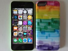Apple iPhone 5c -16GB-Green(AT&T) A1532 (GSM) - Excellent shape + case & adapter
