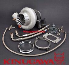 """Kinugawa Billet Turbocharger 3"""" Anti-Surge TD05H w/ Garrett 60-1 + T3/8cm/V-Band"""