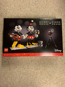 2020 Lego Mickey Mouse & Minnie Mouse #43179   NEW SEALED