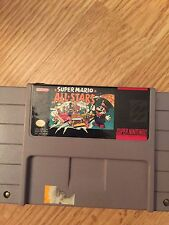 Super Mario All-Stars Super Nintendo Snes Cart Only Mario 1 2 3 Lost Levels BA4