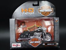 2001 FLHRC ROAD KING CLASSIC HARLEY DAVIDSON MAISTO Series 33 1:18 MOTORCYCLE