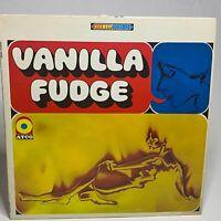 Vanilla Fudge: ATCO Records 1967 Vinyl LP Album (Psychedelic Rock, Acid Rock)