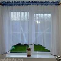 READY MADE AMAZING CURTAINS VOILE TAFFETA FOR YOU VARIOUS SIZES AND COLOURS