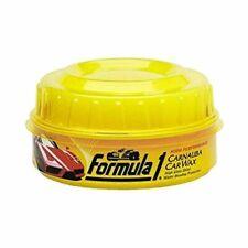 Formula 1 613762 Carnauba Paste Car Wax High-Gloss Shine 12 oz