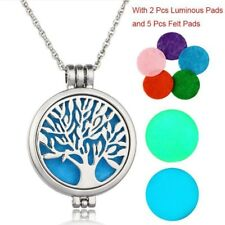 Necklace Pendant Diffuser Oil DIY Luminous Aromatherapy Oil Diffuser Necklace