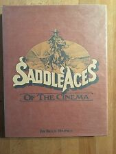 Saddle Aces of the Cinema - Buck Rainey - 1980 (en anglais) - Neuf avec jaquette