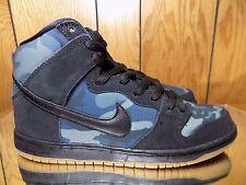 Nike Dunk SB High Obsidian Blue Brian Anderson 510 Camo size 9.5