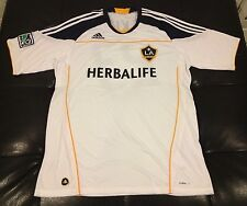David Beckham Los Angeles Galaxy Replica Jersey Men's Large New Without Tags