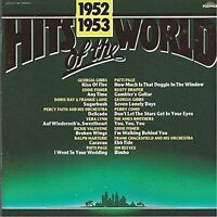 Hits of the World 1952/53 Georgia Gibbs, Eddie Fisher, Patti Page, Jim Re.. [CD]
