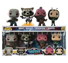 Guardians of The Galaxy 2 - 4er-pack Pop Figures Set I 9 Cm Funko