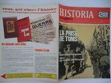 Historia n°49- 1968 - 2ème Guerre Mondiale : La prise de Tunis