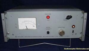 Direct-Reading Reflectometer ROHDE & SCHWARZ type ZRZ BN-35695/50
