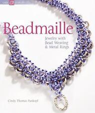 Beadmaille: Jewelry with Bead Weaving & Metal Rings (Lark Jewelry Books) Pankopf