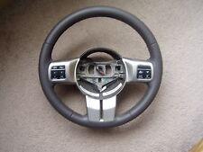 2011 11 Jeep Grand Cherokee steering wheel w/ radio cruise controls 1JH881D3AF