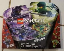 Lego 70664 LEGO NINJAGO Spinjitzu Lloyd vs. Garmadon 70664 Kit (208 Pieces)