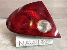 2005 2006 2007 2008 2009 2010 Chevrolet Cobalt OEM LEFT Tail Light Lamp #30