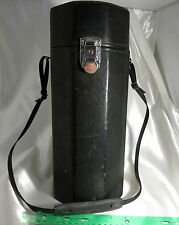 Genuine vintage hard CANON FD 400mm1:4.5 LENS CASE Made in Japan 5402022