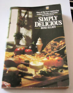 Simply Delicious: A Vegetarian Cookbook Paperback