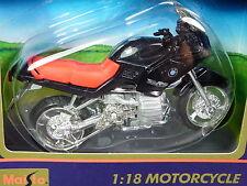 R&L Diecast: Maisto 1:18 Scale BMW R1100RS Motorcycle/Motorbike/Bike