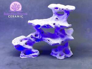 Ceramic Nano Coral Reef Tower/Platform Rock MarineFreshwater Aquarium Decoration