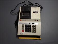 antigua Calculadora OLYMPIA roland debus cambrai vintage
