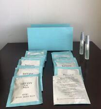 Vintage Tiffany For Men 2 Sport Cologne Spray, 24 After Shave Balm &Tiffany Case