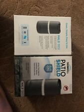 Thermacell Halo Patio Shield Backyard Mosquito Repeller - Lot Of One Unit Only