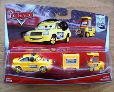 CARS - CHIEF RPM # 64 & PETROL PULASKI - Mattel Disney Pixar