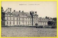 cpa Castle of France 60 - RARAY (Oise) Le CHÂTEAU 16e Siècle Schloss
