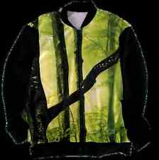 New Mens Forest Cotton Breathable Jacket