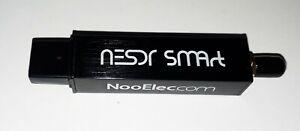 NOOELEC NESDR SMArt SDR: Premium RTL-SDR USB Stick w/ 0.5PPM TCXO