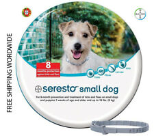 2 x Serest o collar small dog < 8kg < 18lb SEREST COLLAR SMALL DOGS Pack 2 units