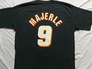 Phoenix Suns NBA #9 MAJERLE Mens Shirt Large