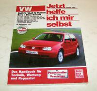 Reparaturanleitung VW Golf IV Variant / VW Bora, Bora Variant - Baujahre ab 1997