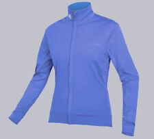 "Endura Cycling Women's Xtract Roubaix Softshell Jersey Size (M) 36-37"" Blue"