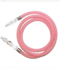 60 Inches Long Washable  Hookah Hose PINK