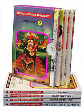 Choose Your Own Adventure, Volume 2: Mystery of the Maya/House of Danger/Race Forever/Escape by Chooseco (Paperback / softback, 2006)