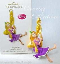 2010 Hallmark Rapunzel Tangled Keepsake Ornament Disney Princess Pascal MIB RARE