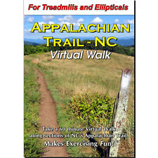 Appalachian Trail Nature Treadmill Walk Scenery Dvd Video - Exercise Walking
