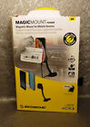 Magnetic Car Mount For Mobile Devices – Scosche Brand - MagicMount - Black Color