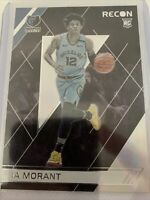 2019-20 Panini Chronicles Recon Ja Morant RC Rookie Card #298 Grizzlies