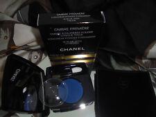 Chanel OMBRE PREMIÈRE LIDSCHATTEN m. PUDERTEXTUR FÜR LANGEN HALT Nr.16 Blue Jean
