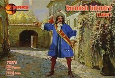 Mars - Spanish Infantry (Later) - 1:72