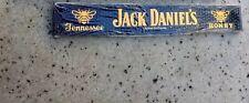 Jack Daniels Tennessee Honey Whiskey Rubber Spill Rail Bar Mat Free Shipping