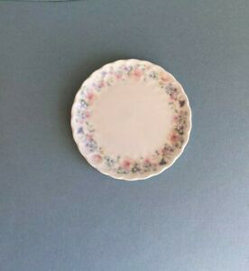 WEDGWOOD   SMALL  10 cm  TEMPLETON TRAY  or PIN TRAY  ANGELA  PATTERN