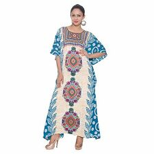 Glittery Caftan Dress Maxi Long Kaftan Gown Beach Cover Plus size Caftan Dress