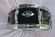 "ADD this PEARL 14"" BLACK EXPORT SNARE DRUM to YOUR DRUM SET TODAY! LOT #J856"