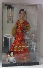 Mattel James Bond 007 Live and Let Die Solitaire Barbie Jane Seymour Black Label