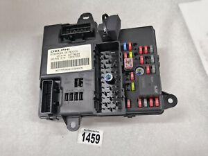 2004 2005 Chevrolet Malibu 2005 Pontiac G6 Body Control Module Fuse Box 12247559