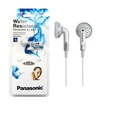 Panasonic RP-HV260-S In-Ear Earbud Stereo Compact Carrying Case RPHV260 Silver